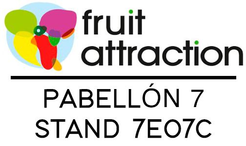 ¡Bienvenidos a nuestra nueva página! Nos vemos el en Fruit Atrattion 2018